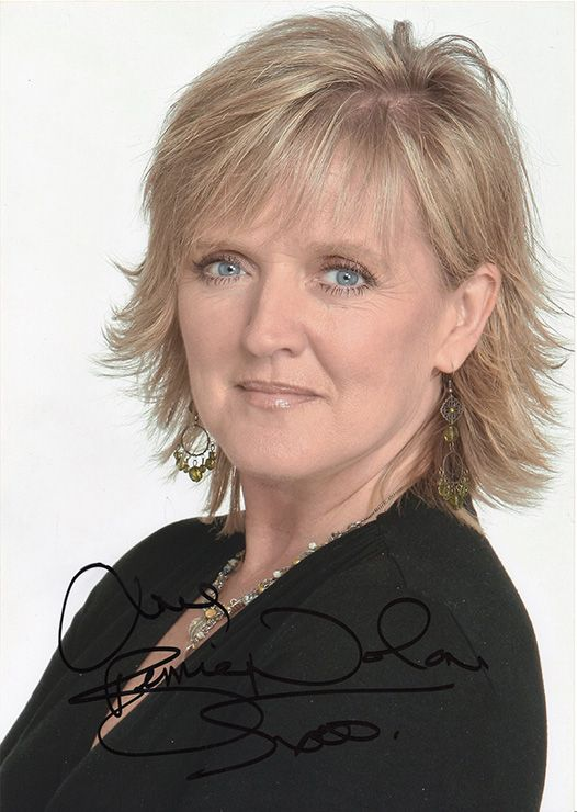 Bernie Nolan, signed 11x8 inch photo.