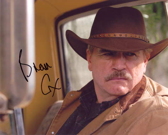 Brian Cox, signed 10x8 inch photo.