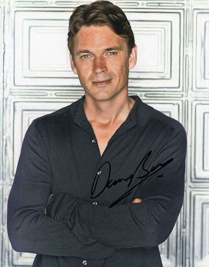 Dougray Scott, signed 10x8 inch photo.