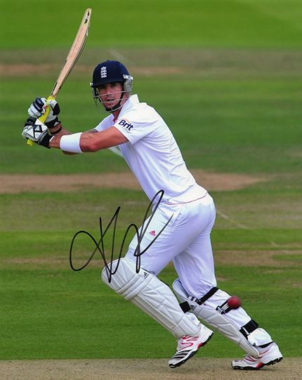 Kevin Pietersen, England, signed 10x8 inch photo.